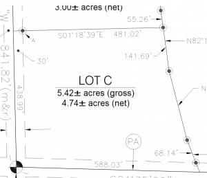 Weld County Mountain View Estates Lot C